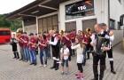 Nastop v Globasnici v Avstriji