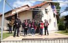 Blanca, Gasilski dom, Blanški vinogradniki, godba, gasilci, mlaj, postavljanje